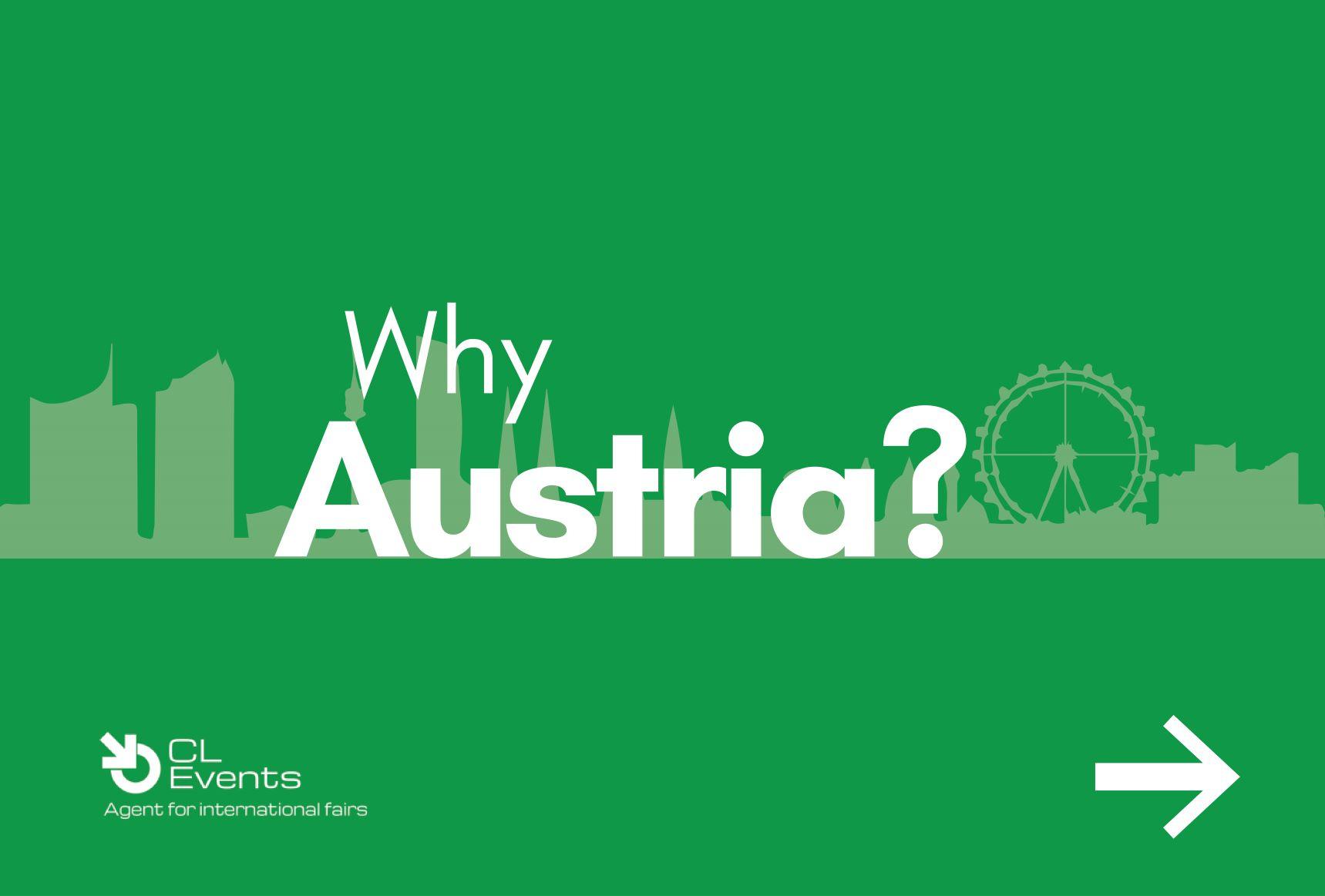 Esportare in Austria: guida per le aziende italiane dei settori arredo, design, illuminazione, giardino e vivere sostenibile